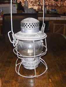 CNR Railroad Lamp