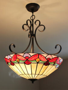 Stained Glass Light for Sale