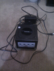Gamecube and 1 Controller