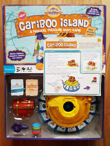 CRANIUM CARIBOO ISLAND TREASURE HUNT GAME London Ontario image 1