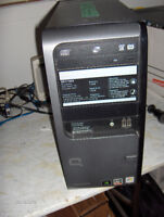Used Compaq Presario SR5110NX Tower PC with Windows 7 Markham / York Region Toronto (GTA) Preview