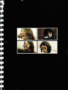 "The Beatles 1970 ""LET IT BE"" Book (156 pages)"
