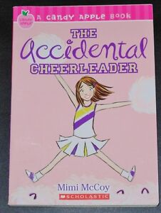 The Accidental Cheerleader No. 1 by Mimi McCoy and Frankie Mccue