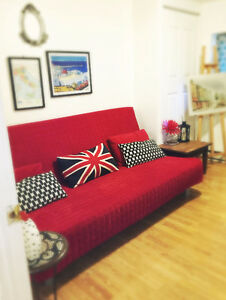 Furnished apartment for short stays for workers, travelers...
