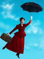 Looking for Mary Poppins for Saturdays
