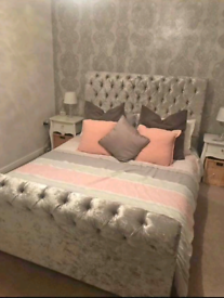 Brand new Chesterfield SLEIGH Beds free Delivery