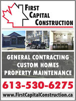 Residential and Commercial General Contracting Services
