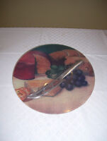 Cheese Tray with knife