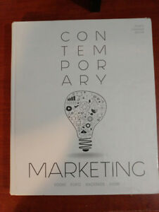 Contemporary Marketing: Fourth Canadian Edition