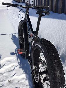Devinci Minus RS 2017 Médium Fatbike/vélo à neige