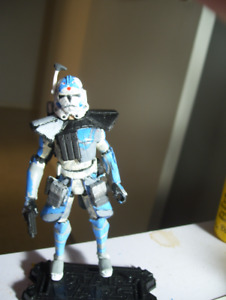 STAR WARS CUSTOM ARC TROOPER FIVES  PHASE 2 ARMOUR 3.75""