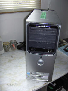 Recycled Dell Dimension 5150 tower computer
