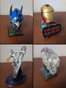 Collectible Movie/Video Game Statues And Sets