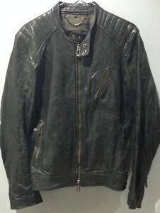 Belstaff k'Racer Leather Jacket ! MINT CONDITION GREAT DEAL !!!