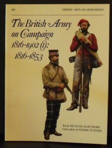 Osprey   Men-At-Arms Series # 193   The British Army on Campaign