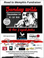 BR. 5 LEGION:  SUNDAY WILDE & The 1 Eyed Jacks + The Roosters
