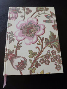 New - Gorgeous Gold-Edged Journal