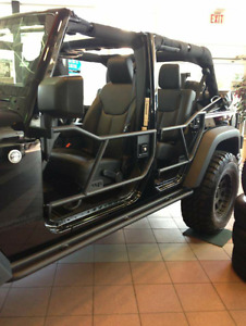 Summer Jeep Bar Doors