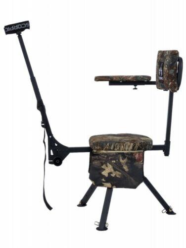 Shooting chair 360 ° Scorpio