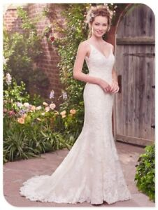 Wedding dress - Rebecca Ingram Maggie Sottero 'Drew' Sz10