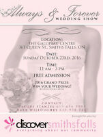 2nd Annual Always & Forever Wedding Show,