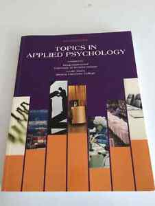 Topics in Applied Psychology - Fourth Edition London Ontario image 1
