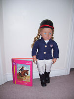 """Our Generation """"Lily Anne"""" Read & Play Doll Set"""