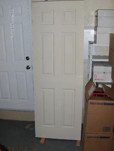 "Safe N' Sound 28"" X 80"" 6-Panel Interior Door"