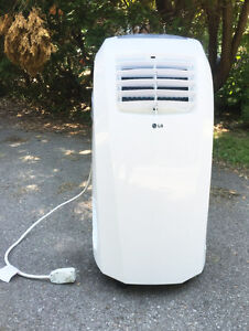 LG R410A Stand Alone Air Conditioner