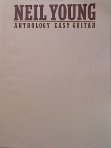 Neil Young- Anthology Easy Guitar