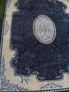 Plusieurs tapis 5 pieds par 7 pieds 15$ et + (voir description) Saint-Hyacinthe Québec image 4