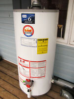 GSW Flame Guard Propane Water Heater