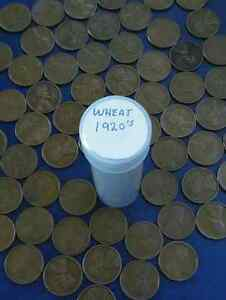 Rare Wheat Cents from 1909
