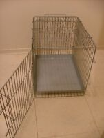 Wire Pet crate_ Asking $20