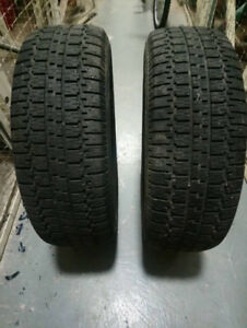 205 65 R 16 (2 winter Tires )  NORDIC