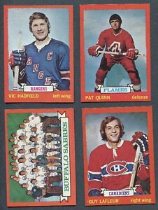 BUYING HOCKEY CARDS TO COMPLETE SETS -> 60's and 70's Cambridge Kitchener Area image 6