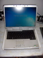"""Used Dell Inspiron 1501 15.4"""" widescreen laptop with Windows 7 Markham / York Region Toronto (GTA) Preview"""
