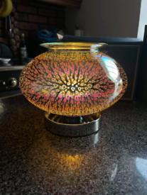 3D electric lamp melt warmer