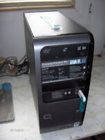 Used Compaq Presario SR5614F Tower PC with Windows 7 Markham / York Region Toronto (GTA) Preview