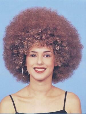 Beyonce Afro Perücke. Braun, Kostüm Party Perücke, - Halloween Kostüme Afro Perücke