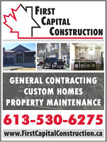 We're here to help you upgrade, update or finish your house!