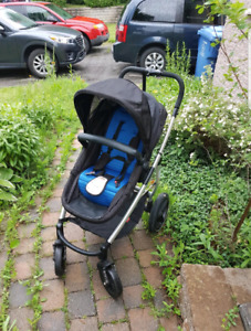 Phil & Ted 3 in 1 baby stroller