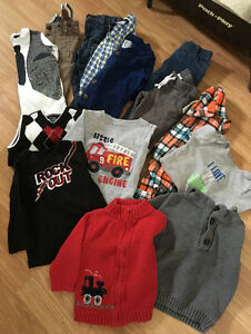 18 month boy clothes
