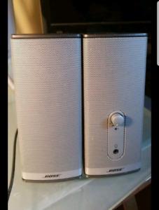 Hauts parleurs speakers Bose Companion 2 serie II