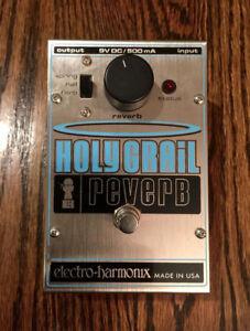 Electro Harmonix Holy Grail Reverb Pedal Pédale