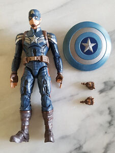 Marvel Legends Winter Soldier Captain America