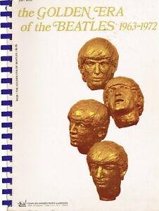 The Beatles - Golden Era of Beatles 63-72 book - 152 pages