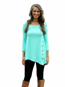New Jade Top size medium