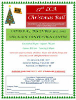Lloydminster Construction Association Christmas Bash