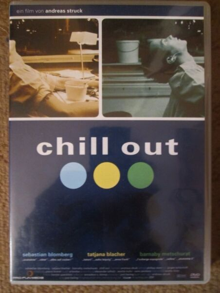Film Chill out na DVD